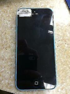 iPhone 5c with Bell/Virgin