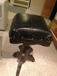 Antique organ stool London Ontario image 3