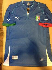 Italy home jersey brand new
