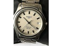 Men's Tissot PR50 Titanium Watch
