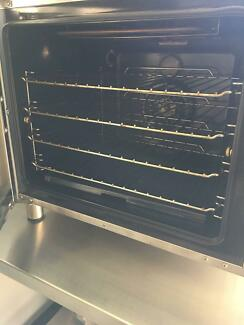 Commercial 4 tray oven