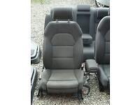AUDI A4 S line cloth seats