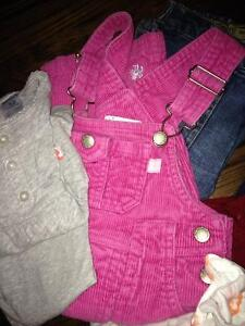 Girls 12 mos size Fall Clothing