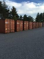 SHIPPING/STORAGE CONTAINERS