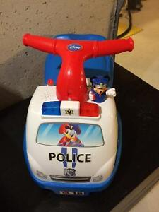 MICKEY POLICE CAR FOR SALE! EXCELLENT CONDITION!!!