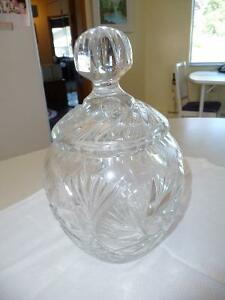 CRYSTAL VASE/BOWL North Shore Greater Vancouver Area image 1