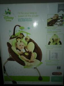 Lion King Swing Cozy Coo