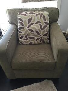 Love Seat and Matching Chairs