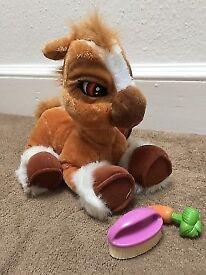Animagic toffee pony