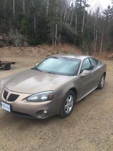 2007 Pontiac Grand Prix certified