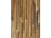 garden fence bamboo screen