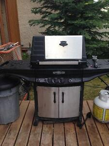 Propane BBQ - Replaced by new natural gas BBQ