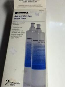 Kenmore Refrigerator Cyst Water Filter