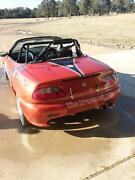MGF Race Car Warwick Southern Downs Preview