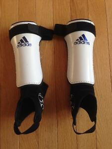 Soccer Shin/Ankle guards- child small
