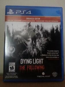 Dying Light: The Following Enhanced Edition For Sale