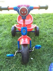 Spider-Man Toddler bicycle Kitchener / Waterloo Kitchener Area image 4