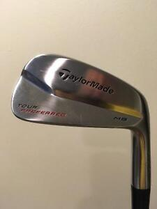 TAYLOR MADE TOUR PREFERRED FORGED MB AND MC COMBO IRON SET NEW