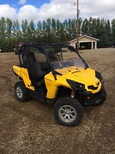 2013 Can Am Commander