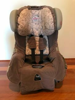 Britax Convertible Child Seat with AHR Tilt Headrest 0-4 years