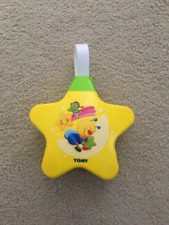 Tomy Star Baby Cot Mobile