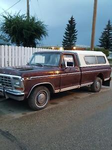 1979 Ford F-150 XLT Pickup Truck Moose Jaw Regina Area image 5