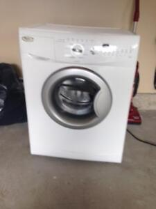 Apartment Washer
