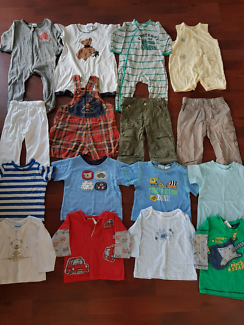 Baby Boys Size 0 Clothes