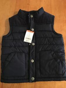 Brand new with tags Gymboree Vest 2T-3T