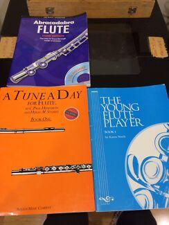 Flute books SIMS
