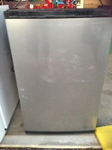 80 litre Black/silver upright freezer Deception Bay Caboolture Area Preview