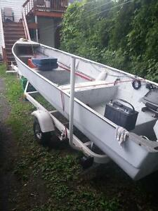 Boat and trailer Cornwall Ontario image 3