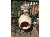 Mexican clay oven Sold