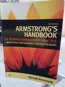 Armstrong's handbook of reward management practice; 2012; 4th Edn Perth Perth City Area Preview