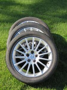 CHRYSLER 300M SPECIAL TIRES AND RIMS