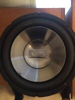 "Infinity 10"" Subwoofer"