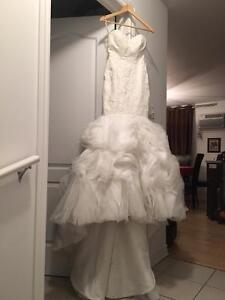 Preowned Wedding Dress Maggie Sottero Retail $1500 USD - Asking