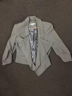 Grey Jacket Blazer