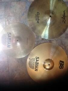 Crash/Ride Cymbals for Sale St. John's Newfoundland image 1