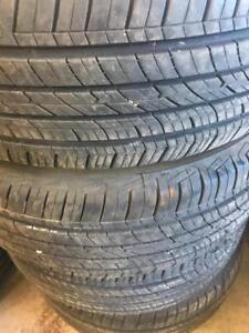 195/65/15 Cooper all season tires for sale.
