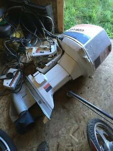 85hp Johnson outboard
