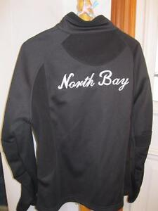 "2 brand new ""North Bay"" skating jackets (size:Adult Med. & XL)"