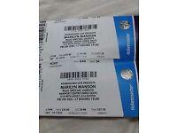 Marilyn Manson Newport Tickets X 2