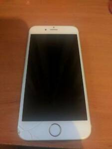 Iphone 6 - 64g - White and Gold Taringa Brisbane South West Preview