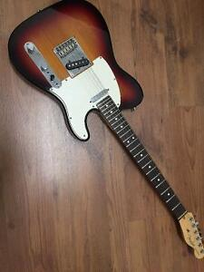Fender Telecaster American Standard 2008 Echange/trade