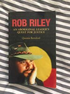 Rob Riley: an Aboriginal Leader's Quest for Justice Floreat Cambridge Area Preview