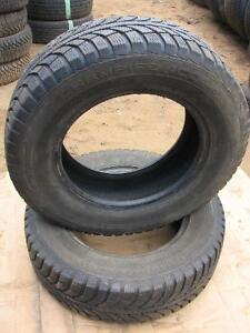 2 champro used tires  205/70r15 refence A20