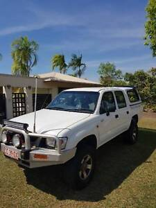 2004 Toyota Hilux Ute Bayview Darwin City Preview