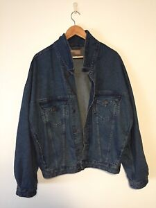 Denim Jacket ASOS oversized Rostrevor Campbelltown Area Preview
