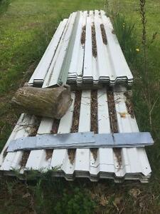 Commercial grade corrugated metal sheeting Peterborough Peterborough Area image 2